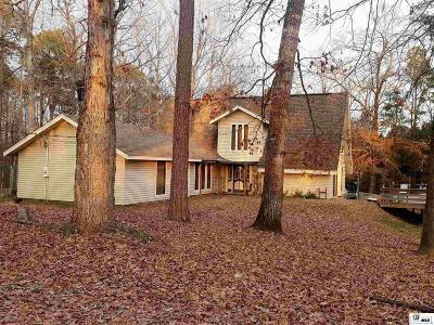 West Monroe Single Family Home For Sale: 120 Jeremy Lane