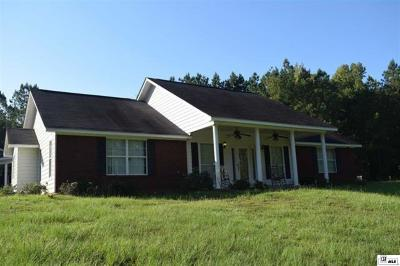 West Monroe Single Family Home For Sale: 326 Connie Young Road