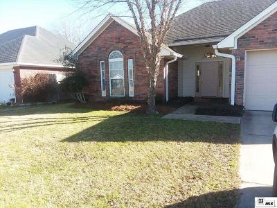 Monroe Single Family Home Active-Pending: 318 Monarch Drive