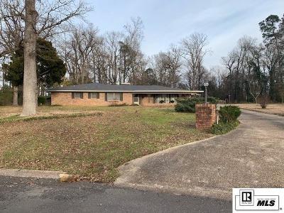 West Monroe Single Family Home For Sale: 109 Oak Drive