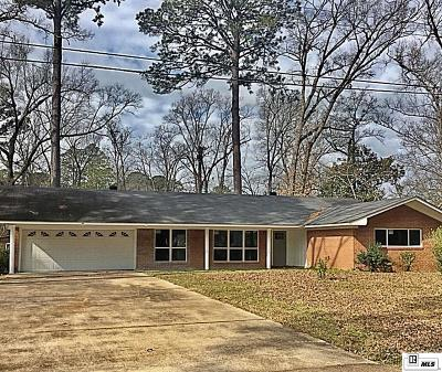 West Monroe Single Family Home For Sale: 909 Norris Lane