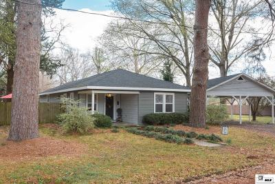 Monroe Single Family Home For Sale: 212 Foster Street