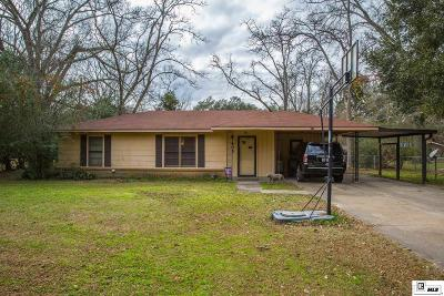 Monroe Single Family Home For Sale: 405 McCain Drive