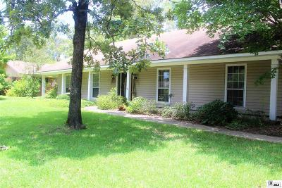 West Monroe Single Family Home For Sale: 104 Chantilly Drive