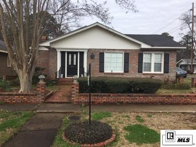 Monroe Single Family Home For Sale: 611 Stubbs Avenue