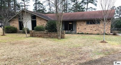Single Family Home Active-Pending: 2107 Orleans Circle