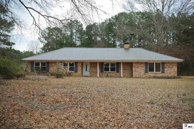 Ruston Single Family Home For Sale: 153 Reagan Lane