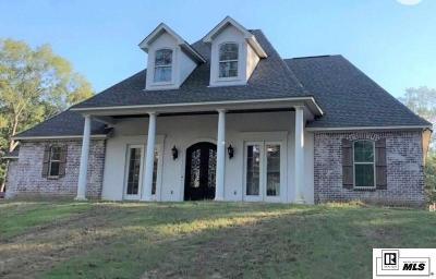 Monroe Single Family Home For Sale: 222 Hidden Oaks Lane