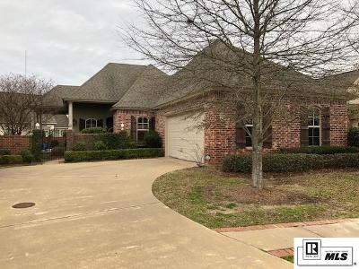 Monroe Single Family Home For Sale: 2526 Felicity Drive