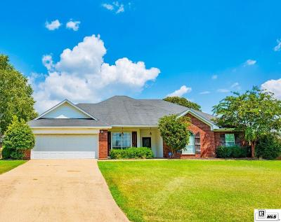 West Monroe Single Family Home For Sale: 335 Kendall Ridge Drive