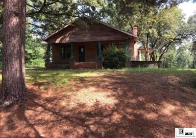 Jackson Parish Single Family Home For Sale: 5802 Quitman Highway