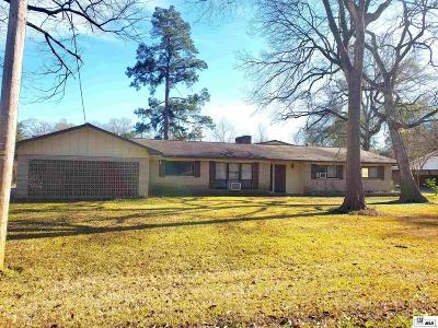Monroe Single Family Home Active-Pending: 1010 K Street