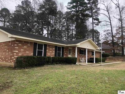 West Monroe Single Family Home For Sale: 105 Arlington Drive