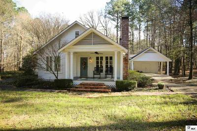 Single Family Home For Sale: 1506 Cedar Creek Road