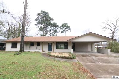 West Monroe Single Family Home For Sale: 321 Marie Street