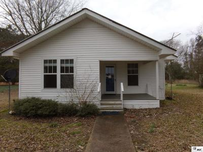 Downsville Single Family Home For Sale: 634 Pittman Road