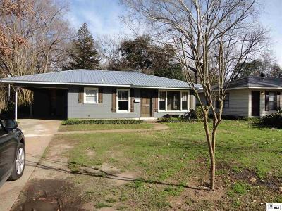 Single Family Home For Sale: 1906 N McGuire Avenue