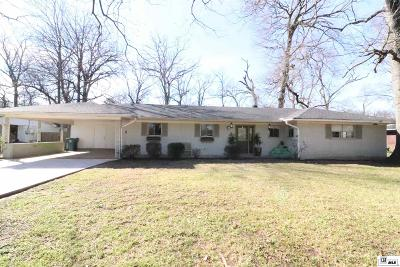 Single Family Home For Sale: 2105 Cottonwood Drive
