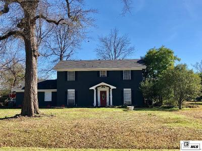 Monroe Single Family Home For Sale: 1602 Auburn Avenue