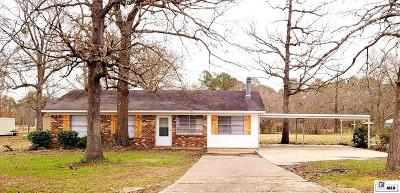 West Monroe Single Family Home For Sale: 1445 Red Cut Road