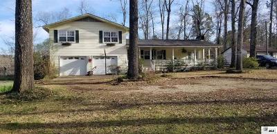 West Monroe Single Family Home For Sale: 526 Strozier Road