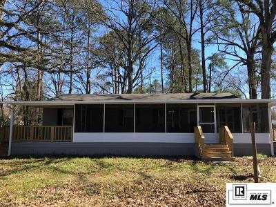 Monroe Single Family Home New Listing: 185 Old Burney Road