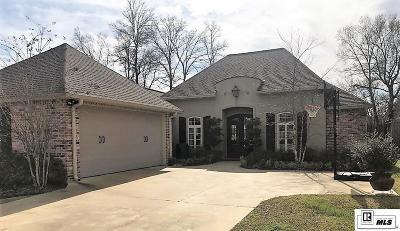Monroe Single Family Home New Listing: 4204 Nory Lane
