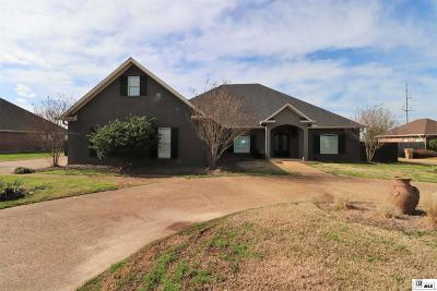 Monroe Single Family Home New Listing: 418 E Frenchmans Bend Road