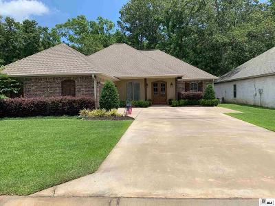 West Monroe Single Family Home New Listing: 217 Old Creek Road
