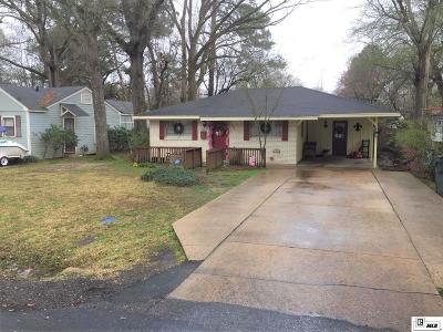 West Monroe Single Family Home New Listing: 209 Moreland Street