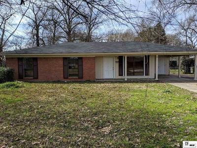 Monroe Single Family Home New Listing: 118 Shady Lane
