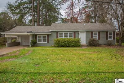 Monroe Single Family Home New Listing: 204 Frederick Street