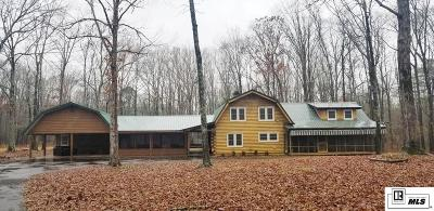Monroe Single Family Home For Sale: 207 Day Road