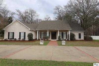 Monroe Single Family Home New Listing: 1505 Frenchmans Bend Road