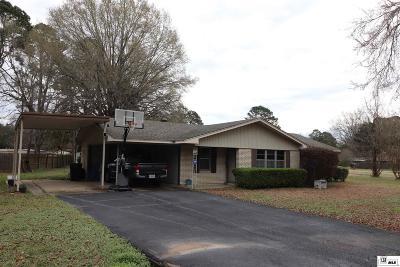 Monroe Single Family Home Active-Pending: 406 Beasley Street