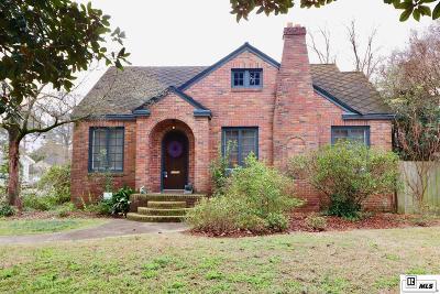 Monroe Single Family Home For Sale: 508 Rochelle Avenue