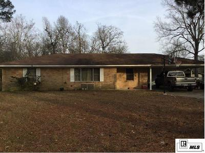 West Monroe Single Family Home For Sale: 103 Benton Drive