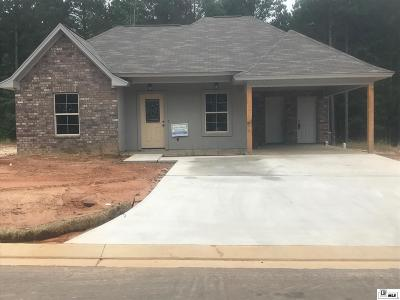 West Monroe Single Family Home For Sale: 132 Loblolly Lane