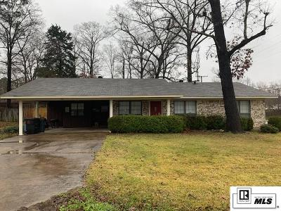 West Monroe Single Family Home For Sale: 100 Susan Drive