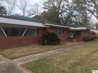 Monroe Single Family Home For Sale: 1001 Roselawn Avenue