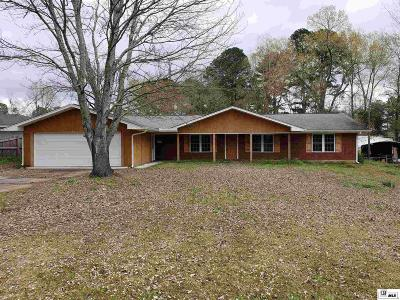 West Monroe Single Family Home For Sale: 104 Belmont Drive