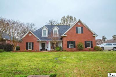 Monroe Single Family Home For Sale: 111 Paleo Drive