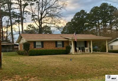 West Monroe Single Family Home For Sale: 317 E Ironwood Drive