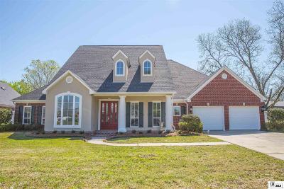 Monroe Single Family Home For Sale: 5 Melrose Court