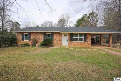 Single Family Home For Sale: 1383 Frazier Road