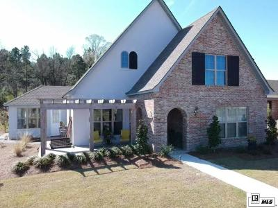 Choudrant Single Family Home For Sale: 221 Cherrybark Way
