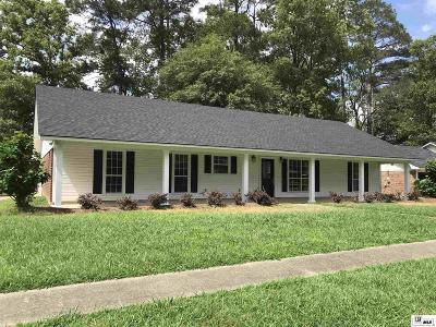 Monroe Single Family Home For Sale: 114 Blue Jay Drive