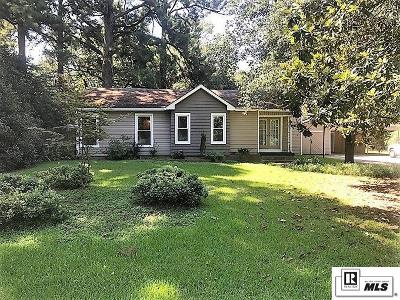 West Monroe Single Family Home For Sale: 113 Avant Street