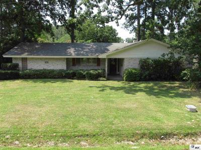 West Monroe Single Family Home For Sale: 209 White Columns Drive #01
