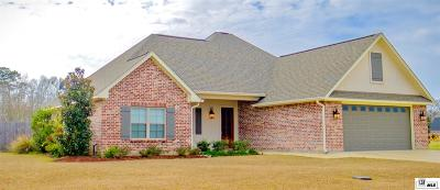 Monroe Single Family Home Active-Price Change: 615 E Frenchmans Bend Road